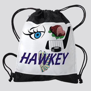 hawkeyfan Drawstring Bag