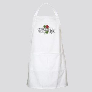 Wild Irish Rose BBQ Apron