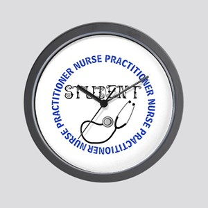 NURSE PRACTITIONER 5 STUDENT Wall Clock
