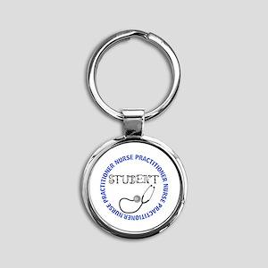 NURSE PRACTITIONER 5 STUDENT Keychains
