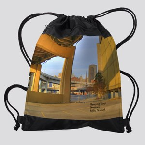 Skyway Off Ramp Drawstring Bag