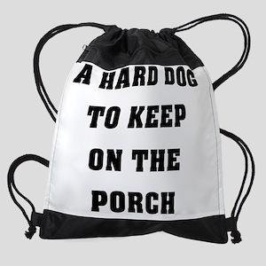 HARD_DOG Drawstring Bag