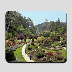 Garden Walk Mousepad