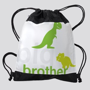 big brother wh Drawstring Bag