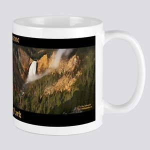 Yellowstone Eagle Mug