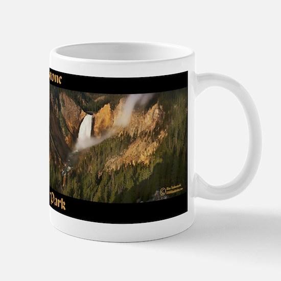 Yellowstone Eagle Mug