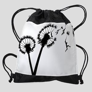 Awesome Blowball Drawstring Bag