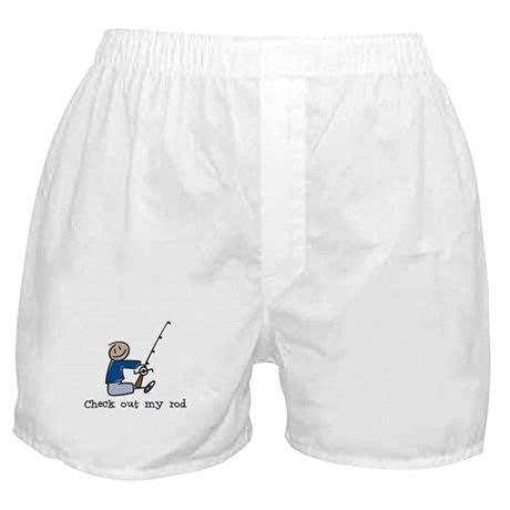Check out my rod Boxer Shorts