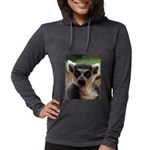 Lemur Womens Hooded Shirt