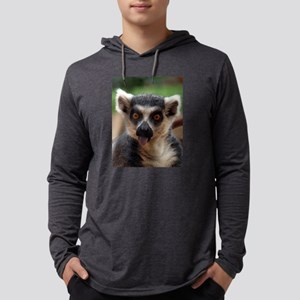 Lemur Mens Hooded Shirt