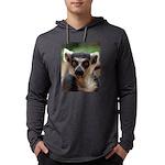Lemur Mens Hooded Shirt