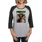 Lemur Womens Baseball Tee