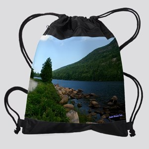 2007 Wall Calendar (Maine 11x8.5) 0 Drawstring Bag