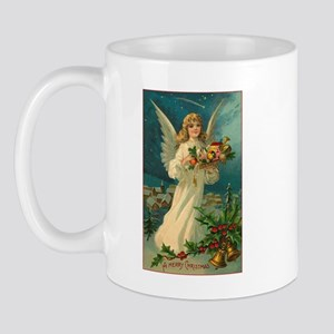 Victorian Angel - A Merry Christmas Mug