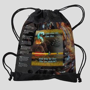 cwcal04p10 Drawstring Bag