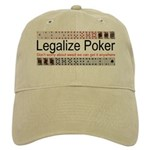 Legalize Poker Cap