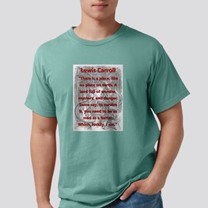There Is A Place - L Carroll Mens Comfort Colors S