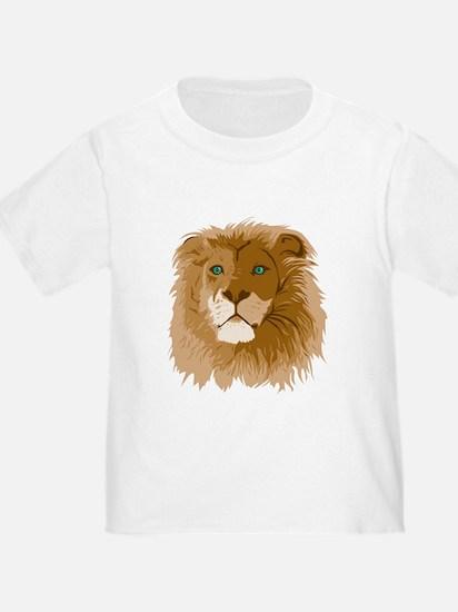 Realistic Lion T