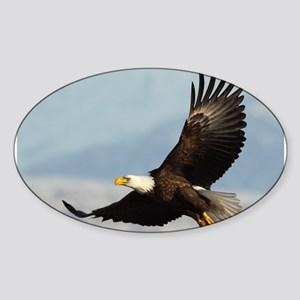 Eagle Flight Sticker