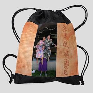 MarkScrapPNG Drawstring Bag