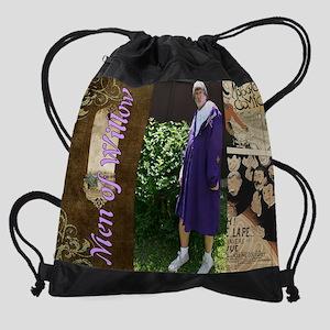 NickScrapPNG Drawstring Bag