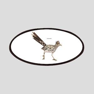 Roadrunner Desert Bird Patches