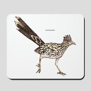 Roadrunner Desert Bird Mousepad