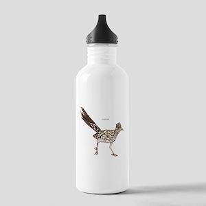 Roadrunner Desert Bird Stainless Water Bottle 1.0L