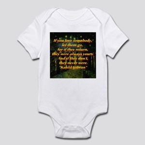 If You Love Someone Infant Bodysuit