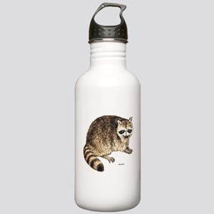 Raccoon Coon Animal Stainless Water Bottle 1.0L