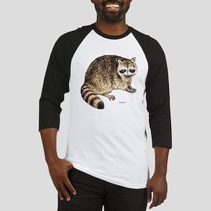 Raccoon Coon Animal Baseball Jersey