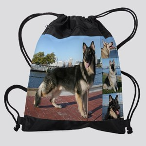 08aug xanadu Drawstring Bag