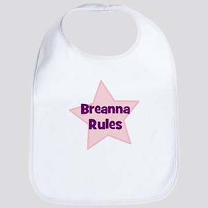 Breanna Rules Bib