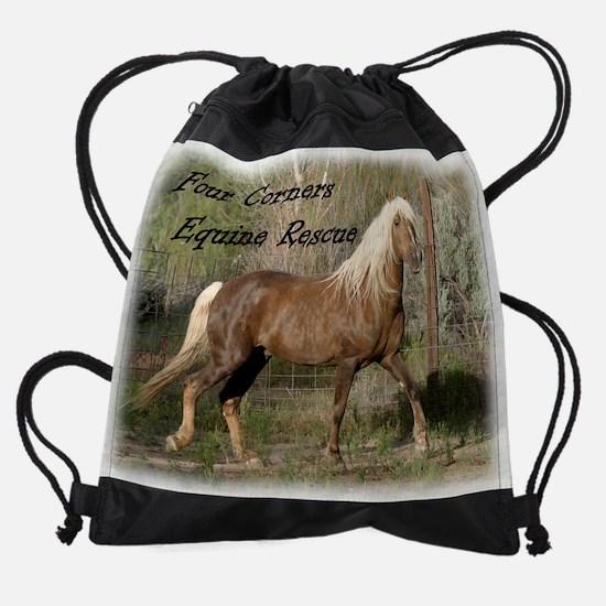 Magic Feathered.jpg Drawstring Bag