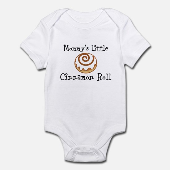 Mommys little Cinnamon Roll Body Suit