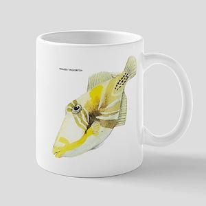 Picasso Triggerfish Fish Mug