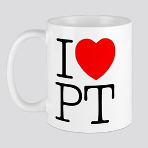 I Heart PT - Mug