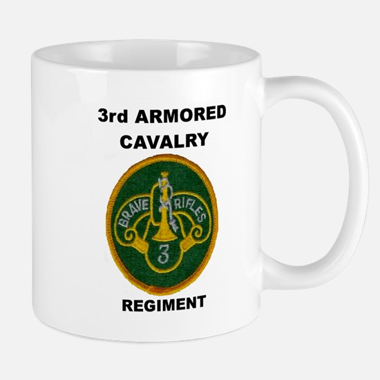 3RD ARMORED CAVALRY REGIMENT Mug