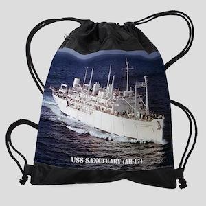 sanctuarycalendar Drawstring Bag