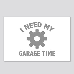 I Need My Garage Time Postcards (Package of 8)