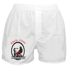 Not Finney Boxer Shorts