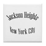 JACKSON HEIGHTS - Tile Coaster