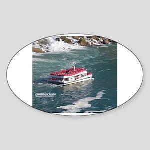 Hornblower Cruise 1 Sticker