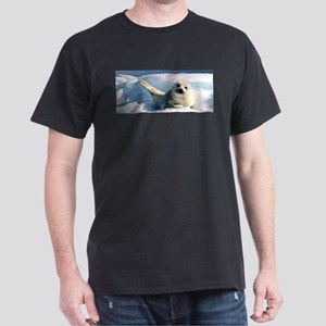 harp seal 2 Dark T-Shirt