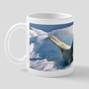 harp seal 2 Mug