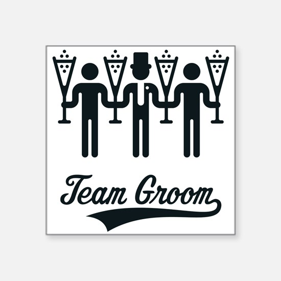 Team Groom (Bachelor Party / Stag Night) / Black S