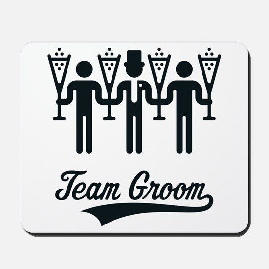 Team Groom (Bachelor Party / Stag Night) / Black M