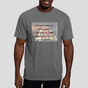 O Human Race - Dante Mens Comfort Colors Shirt