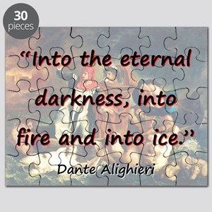 Into The Eternal Darkness - Dante Puzzle