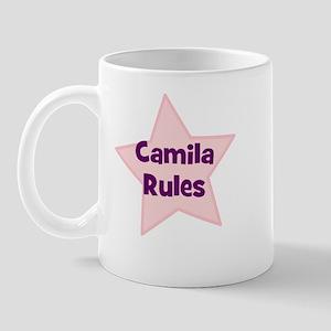 Camila Rules Mug